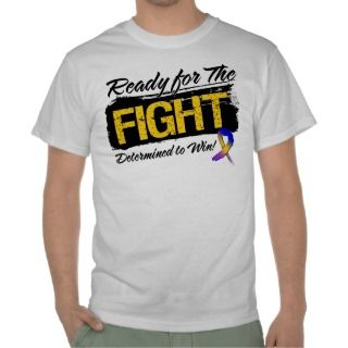 Ready For The Fight Bladder Cancer Tee Shirts