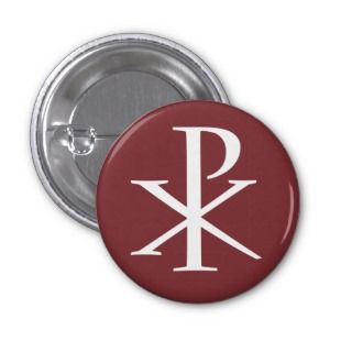 Chi Rho Christian Tattoo Picture