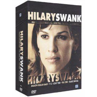 Hilary Swank [4 DVDs]: Hilary Swank, Josh Hartnett, Mia