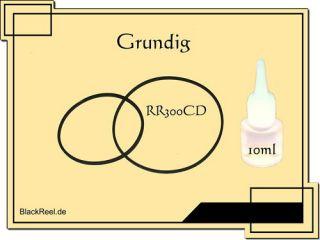 Grundig RR 300 CD RR300CD Service Kit 2 Radio Recorder