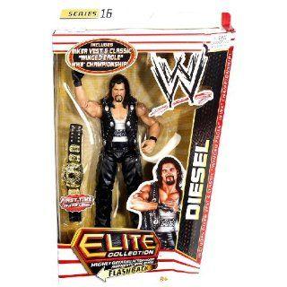 Diesel Elite 16 Collection Wrestling Figur Spielzeug