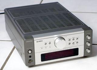 Denon UDRA M7 RDS Stereo Receiver mit Fernbedienung 21cm breit laeuft