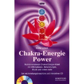 Chakra Energie Power, 1 CD ROM Multidimensionale Chakra Energie Arbeit