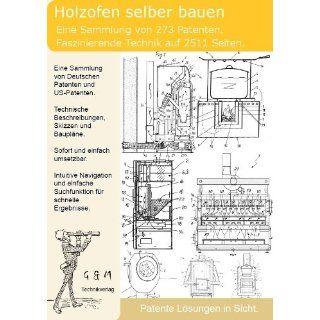 Holzofen selber bauen 273 Patente zeigen wie! Software