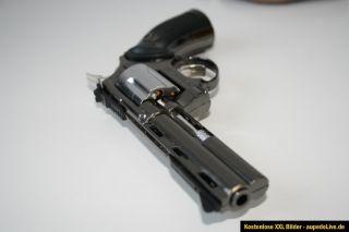 Revolver Sturm Feuerzeug Western Pistolen Feuerzeug mit Tasche Neu