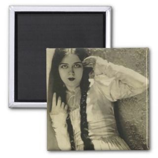 1900s theater actress magnet