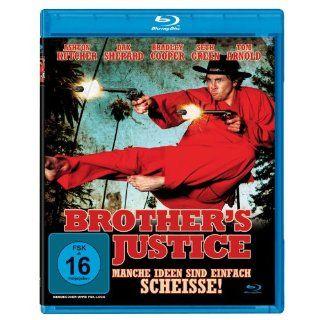 Brothers Justice [Blu ray] Ashton Kutcher, Dax Shepard