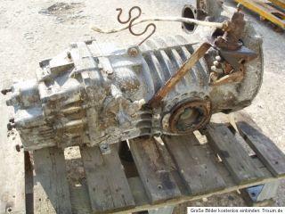 VW T3 5 Gang Getriebe AAP AUSTAUSCHGETRIEBE Karosse 145000km!!!!! DJ