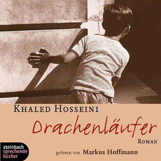 Drachenläufer. Roman. 9 CDs Khaled Hosseini, Markus