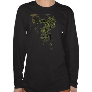 Hanging By A Thread Womens Long Sleeve Tee Shirts