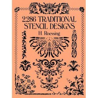 286 Traditional Stencil Designs (Dover Pictorial Archives)