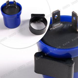 LED Blinkrelais Blinker Relais Flasher Relay 2Polig 12V