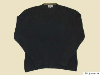 ARMANI kaschmir Pullover Gr.XL anthrazit