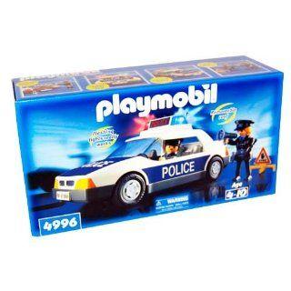 PLAYMOBIL® 4996   Polizei Auto Spielzeug