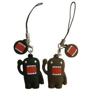 Domo Kun Handy Anhänger   2 Stück Spielzeug