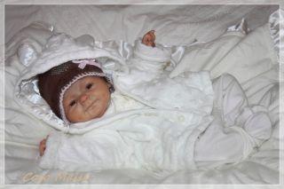 NEW AMAZING REBORN BABY DOLL COCO MALU NEU ELISA MARX ZUCKERSÜßES