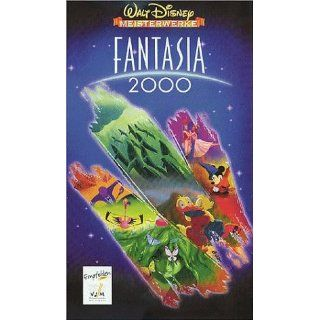 Fantasia 2000 [VHS] Steve Martin, Itzhak Perlman, Quincy Jones, Hans