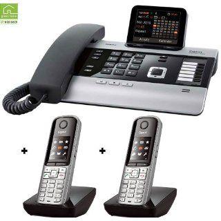isdn schnurlose telefon: