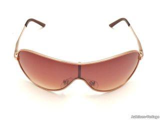 Damen&Herren designer Pilotenbrille Gold Brille NEU