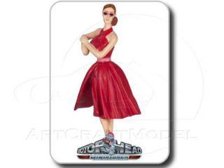FRANCIS 124 Rot   Red Motorhead Figur Figurine Figurine