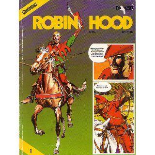 Classicomics. Robin Hood. Nr. 1. Theo Reubel Ciani