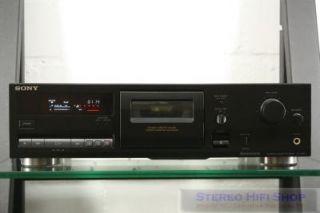 Sony TC K361 Stereo Cassette Deck mit 1 Jahr Gewährleistung