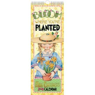 Bloom Where Youre Planted Calendar (Mary Engelbreit) Mary