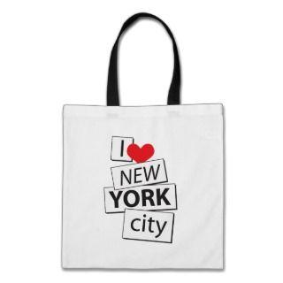 Love New York City Bag