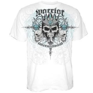Team SHANE CARWIN Warrior Wear T shirt White
