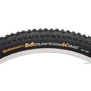 Continental MTB   Reifen Mountain King II 2.4 ProTection, black black