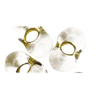 RAYHER   Papillon Rocailles, 3,2x6,5 mm, Dose 18g, brill.gold