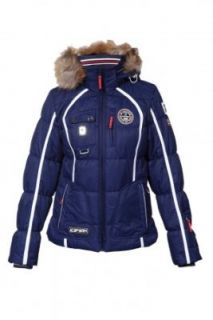 Damen Skijacke Winterjacke Gr. 44   653101512 379 blau   12/13