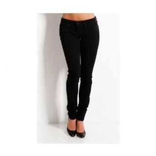 Levis® BOLD CURVE STRAIGHT LEG Jeans in Schwarz