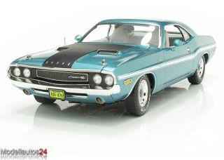 Der erste Dodge Challenger wurde im Modelljahr 1970 eingeführt und