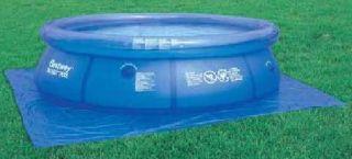 Bodenfolie 396 x 396cm für Quick up Fast Set Frame Pool