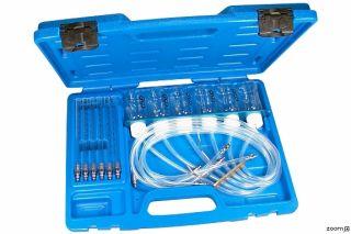 Common Rail Tester Diesel Einspritzdüsen Rücklaufmenge Injektor