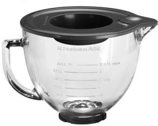 KitchenAid Designer Glasschüssel Glass Mixing Bowl 5KGB Original
