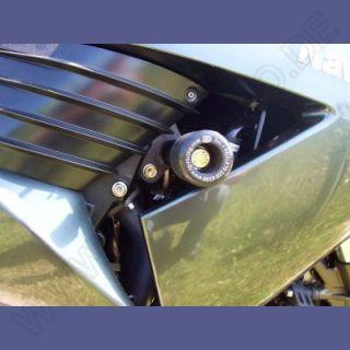 Racing Crash Protectors Kawasaki ZZR 1400 ZX 14 Sturzpads Sturz