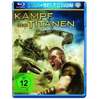 Kampf der Titanen [Blu ray] Sam Worthington, Gemma