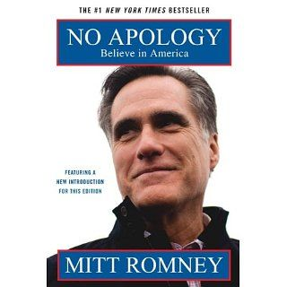 No Apology The Case for American Greatness eBook Mitt Romney