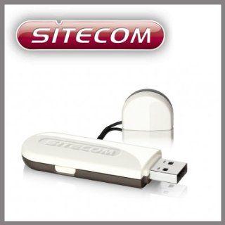 Sitecom WL 329 WLAN Dualband USB Adapter 300 Mbit/s