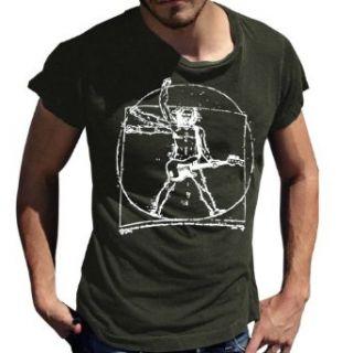 StyloTex Basic T Shirt Leonardo da Vinci rocks