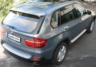 BMW X5 Modelle E70 / X70 Alu Trittbretter Medes Point