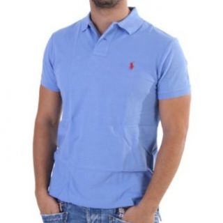 Ralph Lauren Polo Shirt   Basic Polo   Mittelblau