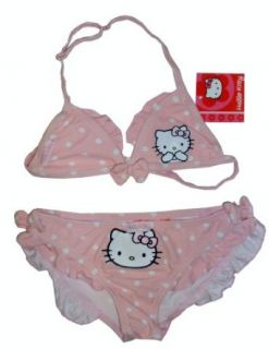 Hello Kitty Bikini rosa Kitty Beach Star Bekleidung