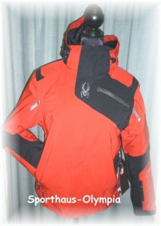Titan Men Ski Snowboard Jacket Gr.L red/black UVP 399,95€