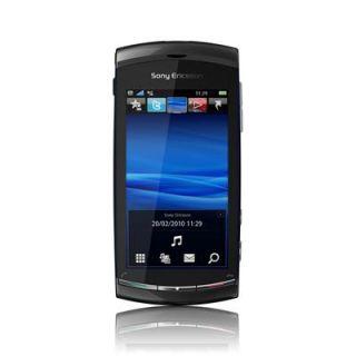 SonyEricsson Vivaz cosmic black Touchscreen Handy NEU & OVP