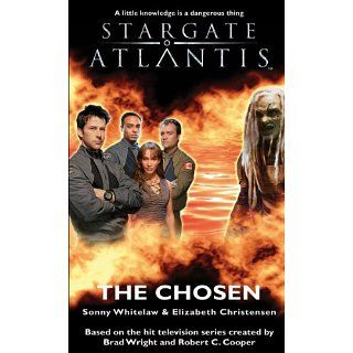 STARGATE ATLANTIS The Chosen eBook Elizabeth Christensen, Sonny