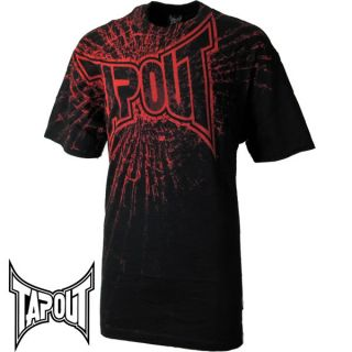 Tapout Herren Tee T Shirt UFC MMA S M L XL XXL XXXL XXXXL XXXXXL Fight