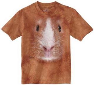 Guinea Pig Face   Meerschweinchen   Kinder T Shirt